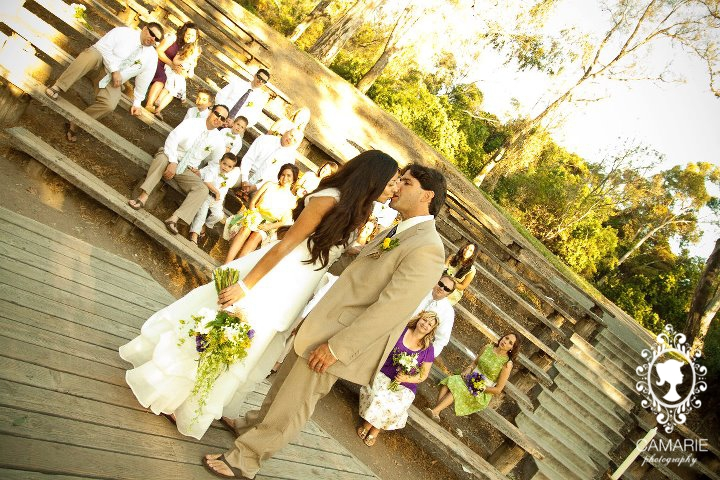 Wedding photographer in Palm Desert California
