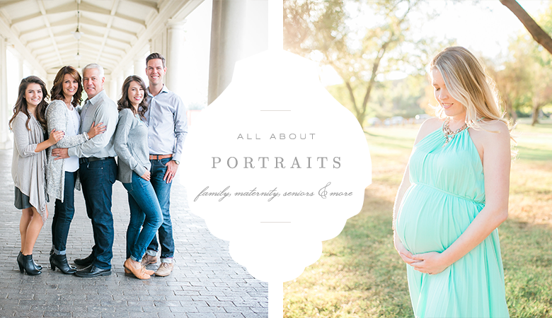 Orange County Portrait Photography Service