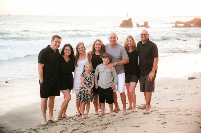 Best family photo locations in orange county california